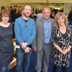 Alyson, Dave, Roland and Maggie at TeenTech Tonbridge