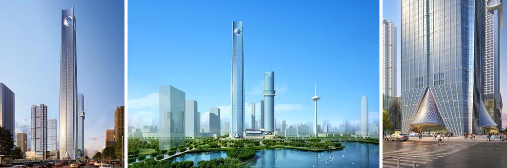 Shenyang Baoneng Global Financial Centre