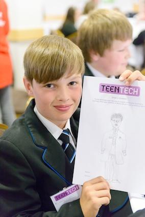 TeenTech Humber event 2013 at the KC Stadium, Hull, 11 July 2013.