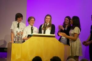The Hayfield School - 2013 Winners of the Communication Award in