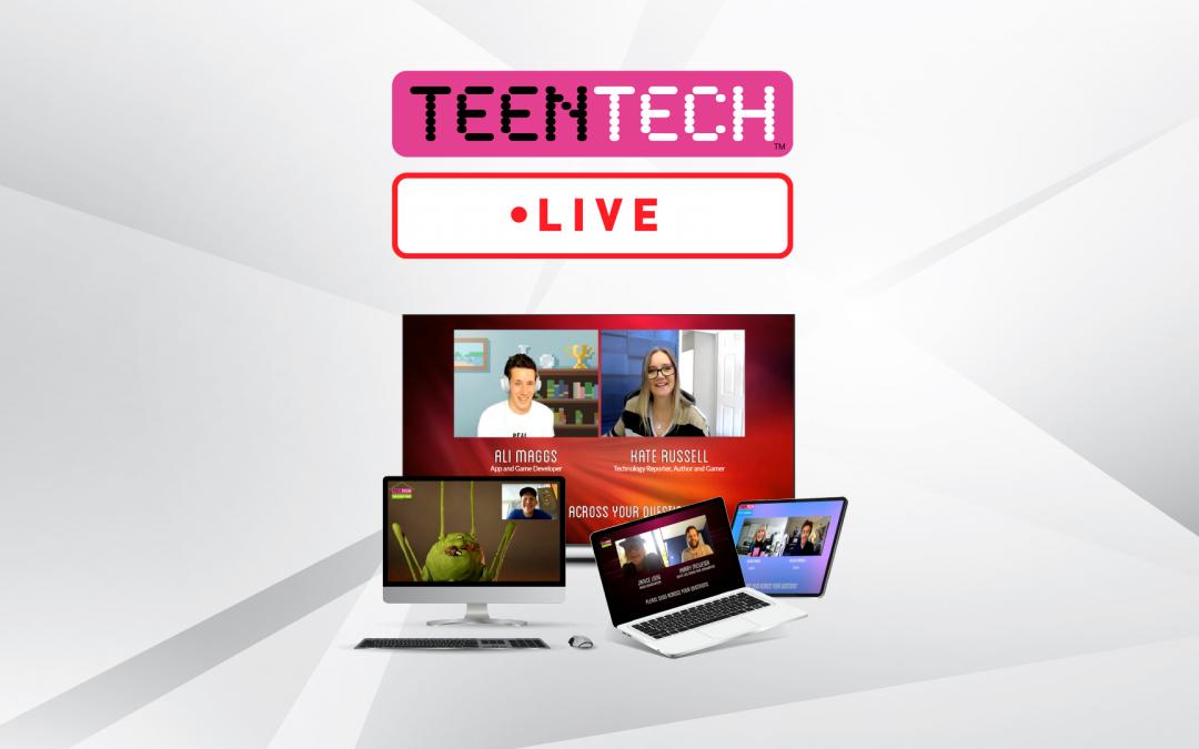 Half-Term TeenTech Live Workshops