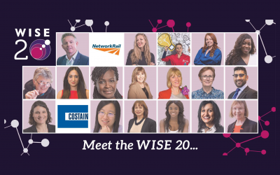 Our TeenTech CEO Is Recognised as a WISE 2020 Winner